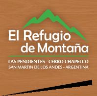 El refugio de montaña - Alojamiento en San Martin de los Andes - Cerro Chapelco